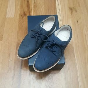 Cole Haan Lunargrand Wing Tip Shoes